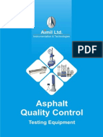 Asphalt Testing Range