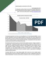 A redução da pobreza no Brasil entre 1970 e 2011