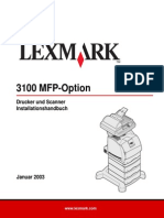 3100 MFP Option