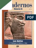Cuadernos Historia 16, nº 089 - Los Asirios