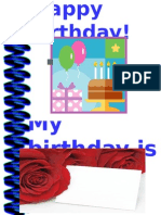 Week 17 KS - Happy Birthday (Week XVII, Day 2)