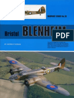 (Warpaint Series No.26) Bristol Blenheim