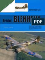 (Warpaint Series No.26) Bristol Blenheim