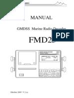 FMD25 Manual