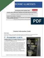 Foodborne Illnesses Student Information Guide
