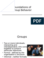 Group Behavior