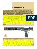 The Welrod Suppressor