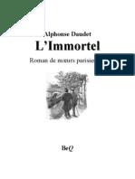 Daudet-immortel