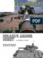 Israel's Armoured Might