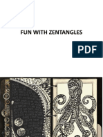 fun with zentangles