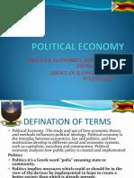 impact of politics on development