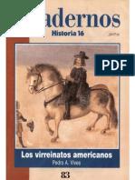 Cuadernos Historia 16, nº 083 - Los Virrenaitos Americanos
