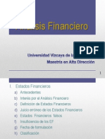 03 Analísis Financiero