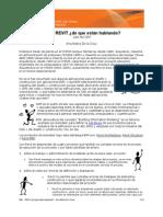 Integration Modelo Edificacion Revit
