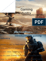 Gaming Industry Final