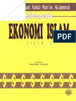 Ensiklopedia Ekonomi Islam (Jilid 2)