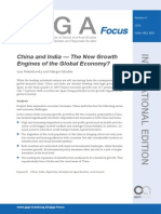 China and India - Focus International