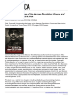 Constructing Images in the Mexican Revolution