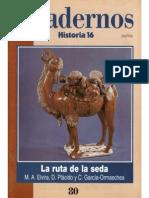 Cuadernos Historia 16, nº 080 - La Ruta de la Seda