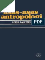Asas-asas Antropologi