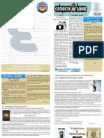 08-23-2009 El Conquistador. Boletín Semanal