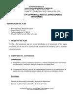 PLAN DE APOYO Y ESTRATEGIAS PARA LA SUPERACIÓN DE DEBILIDADES 8ª4