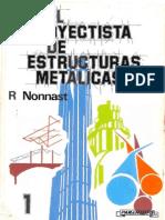 El Proyectista de Estructuras Metalicas Vol 1