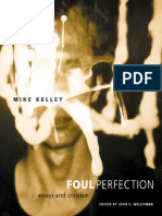 Mike Kelley- Foul Perfection
