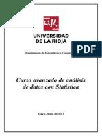 Curso_avanzado_Statistica_2012