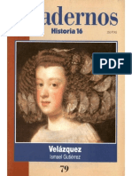 Cuadernos Historia 16, nº 079 - Velázquez
