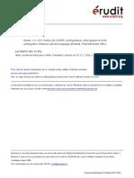 Articol - Franceza Juridica