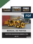 Jmc-155_manual de Partes_raptor Dh_cerro Bayo