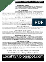 Trusteeship Flyer