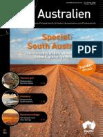 360° Australien – Sonderausgabe Südaustralien – mit vielen Insider-Tipps