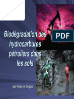 Pedro Biodegradation