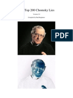 Chomsky 200 Mentiras