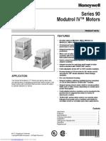 Modutrol IV Motors Series 90