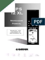 Garmin Pt Gps 12xl