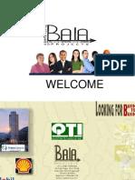 BALA E&P Presentation