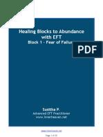 HealingBlockstoAbundance-FearofFailure