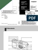 Olympus Pen E-P1 Manuale Italiano