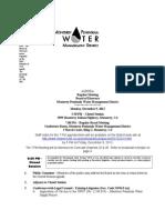 MPWMD Regular Meeting Agenda 12-09-13