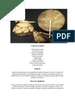 Recopilación de poesías precolombinas