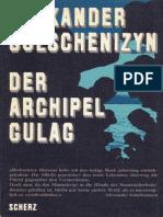 Der Archipel Gulag - Alexander Solschenizyn.pdf