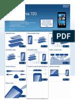 Nokia Lumia 720 RM-885 L1L2 Service Manual