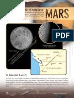 Mars Guide 2007