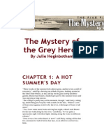 The Mystery of the Grey Hero by Julie Heginbotham
