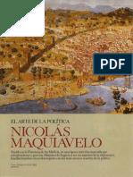 153884310 Nicolas Maquiavelo El Arte de La Politica