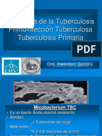 Patogenia de La Tuberculosis