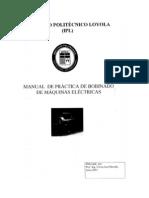 Manual de Rebobinado de Máquinas Eléctricas